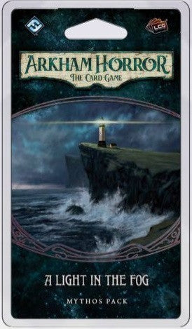 【Pre-Order】Arkham Horror LCG - A Light in the Fog