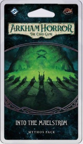 【Pre-Order】Arkham Horror LCG - Into The Maelstrom