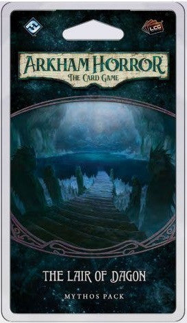 【Pre-Order】Arkham Horror LCG - The Lair of Dagon