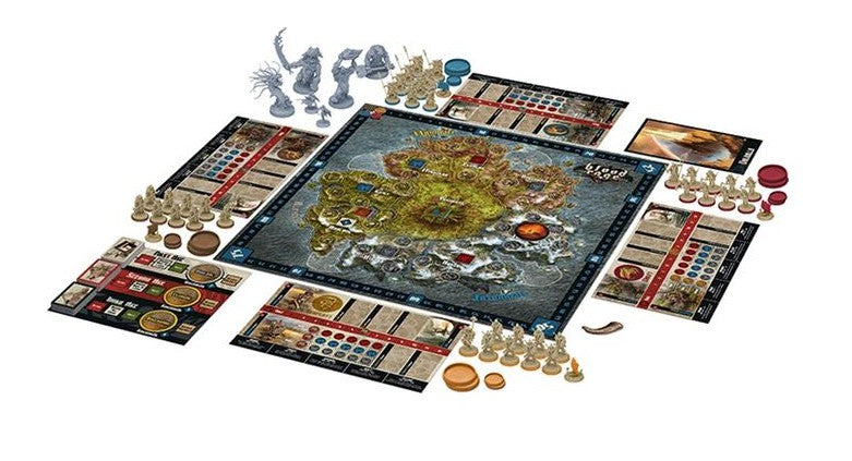Blood Rage Core Game - Board Games Master Australia | KIds | Familiy | Adults | Party | Online | Strategy Games | New Release