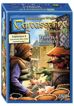 【Pre-Order】Carcassonne: Expansion 2 – Traders & Builders