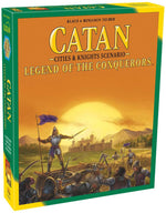 【Pre-Order】Catan Legend of the Conquerors (Cities & Knights Scenario)