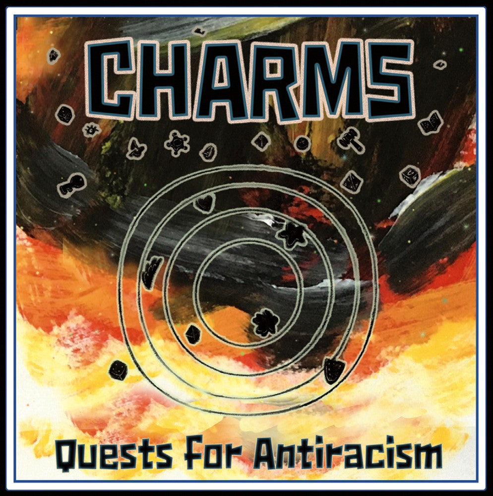 【Pre-Order】Charms Quests for Antiracism
