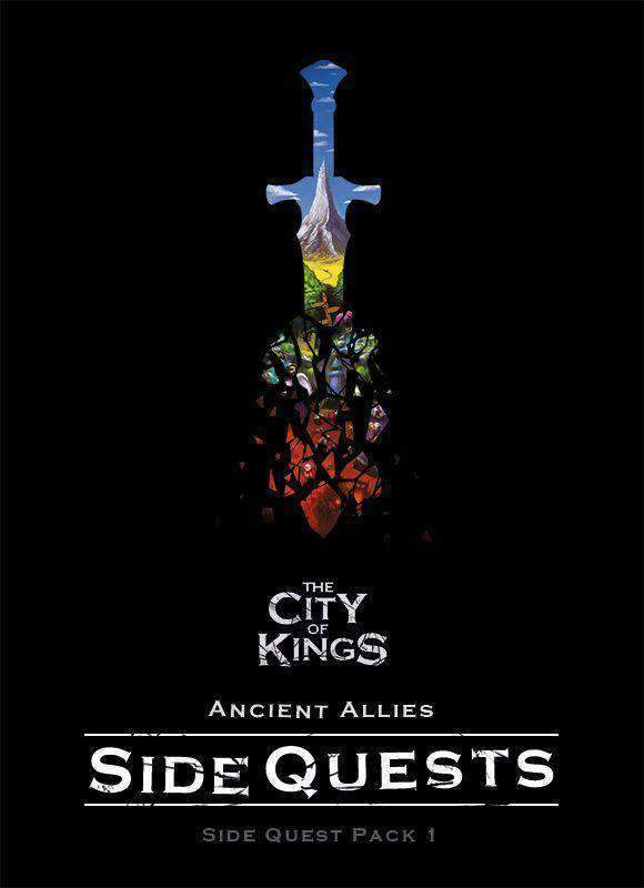 The City of Kings Expansion Side Quest Pack 1