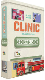 【Pre-Order】Clinic Deluxe Edition Extension 3