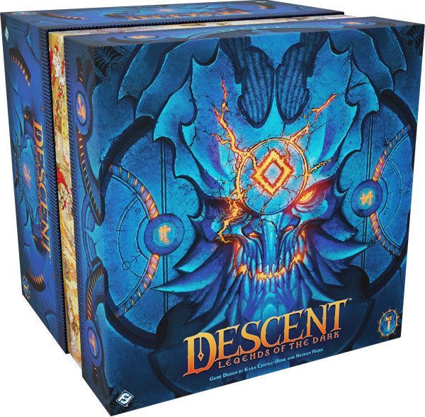 【Pre-Order】Descent: Legends of the Dark