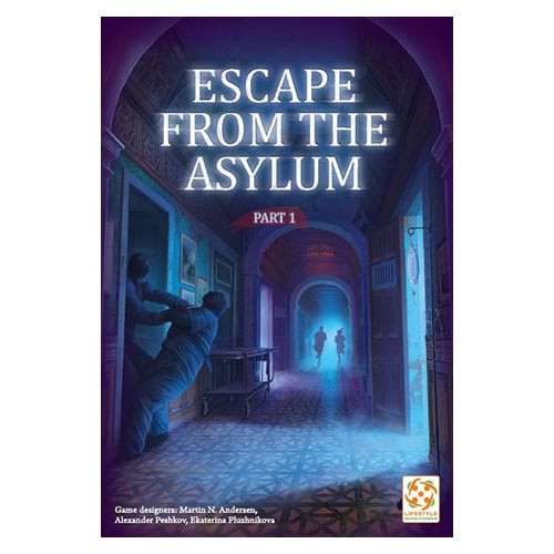 【Pre-Order】Escape from the Asylum