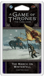 A Game of Thrones LCG The March on Winterfell Chapter Pack