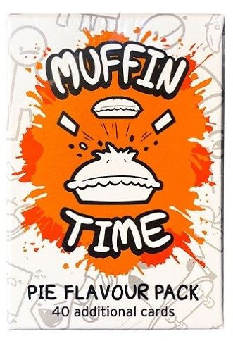 【Pre-Order】Muffin Time Pie Flavour Pack