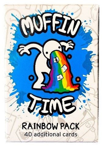 【Pre-Order】Muffin Time Rainbow Pack