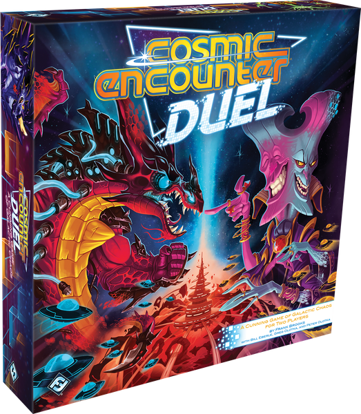 【Pre-Order】Cosmic Encounter Duel