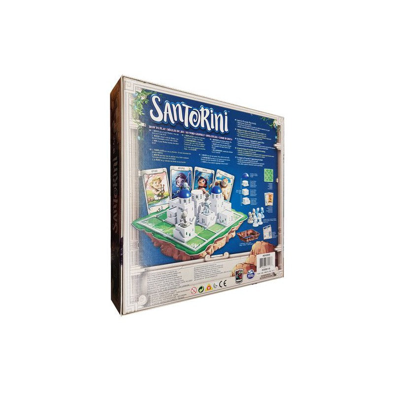 Santorini 2nd Edition