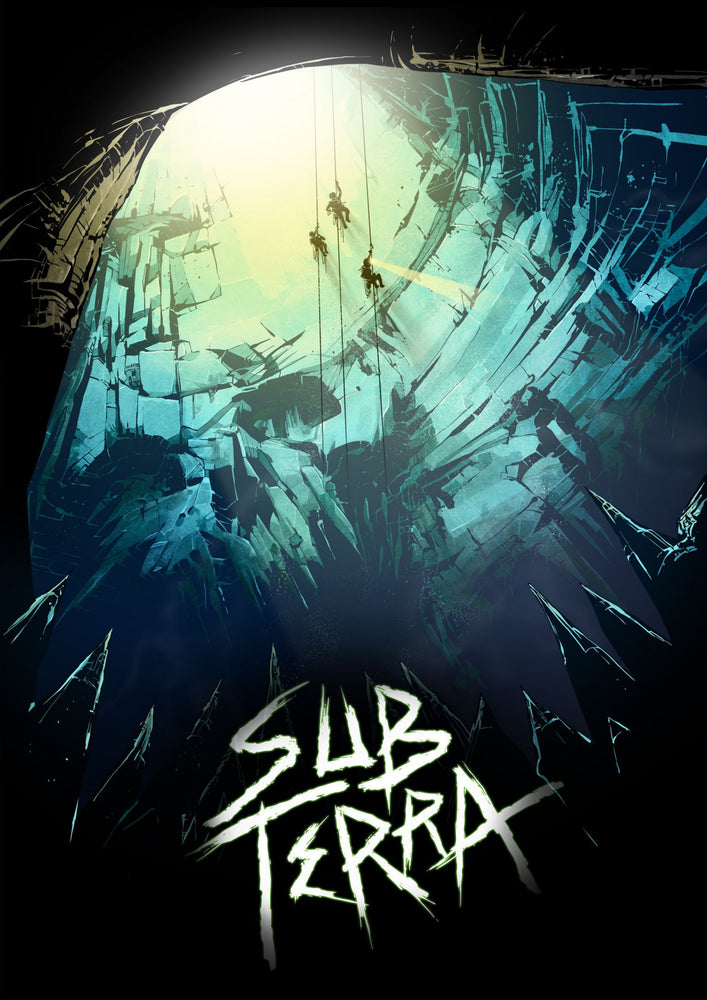 Sub Terra Graphic Novel