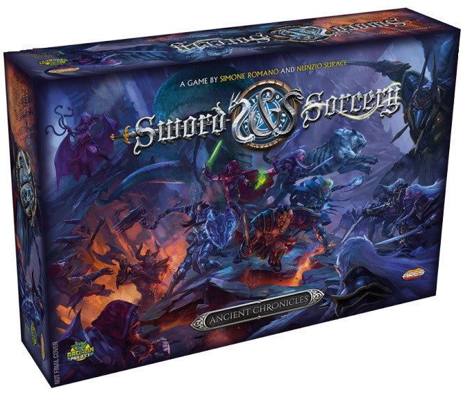 【Pre-Order】Sword & Sorcery Ancient Chronicles Core Set