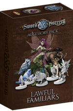 【Pre-Order】Sword & Sorcery - Lawful Familiars Expansion