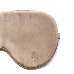 THE CLASSIC EYE MASK - ANTIQUE PINK
