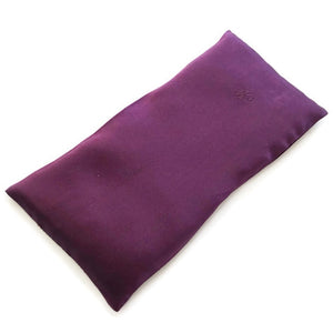 LAVENDER EYE PILLOWS - BLUSHING AUBERGINE