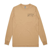 Solace Album Long Sleeve / Sandstone