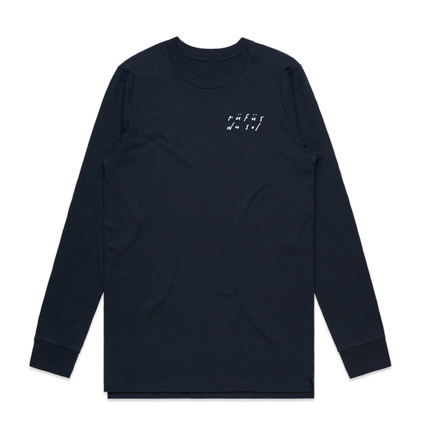 Bloom Long Sleeve / Navy