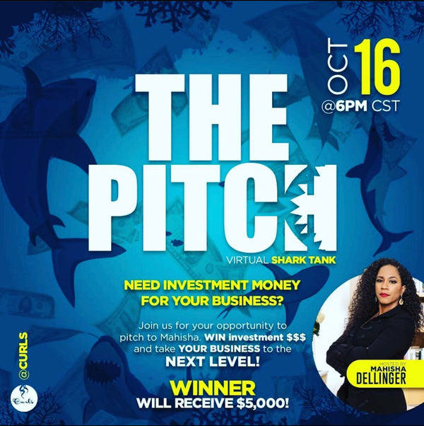 Oasis Soul Scent Co. Selected to Participate in Virtual Pitch Contest Hosted by Curls
