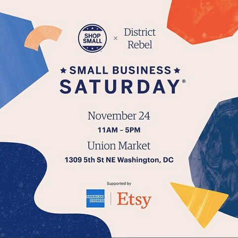 District Rebel Market November 24, 2018