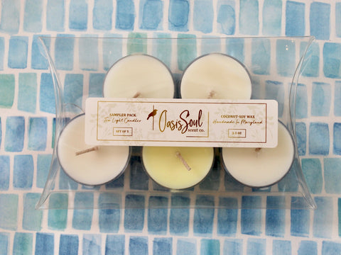 Tea Light Candle Sampler