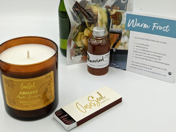 Treat Box - CANDLES & COCKTAILS {December}