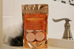 CALIFORNIA DREAMIN' - Shower Aromatherapy Steamers {blood orange}