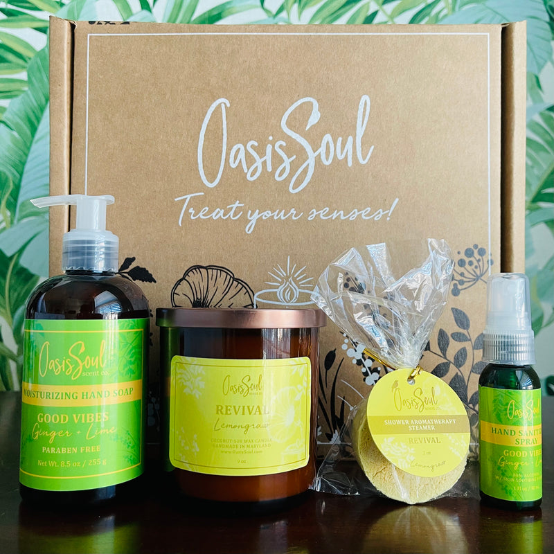 Treat Box - REVIVE & REFRESH {January}