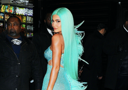 Six times when Kylie Jenner nailed colourful wigs