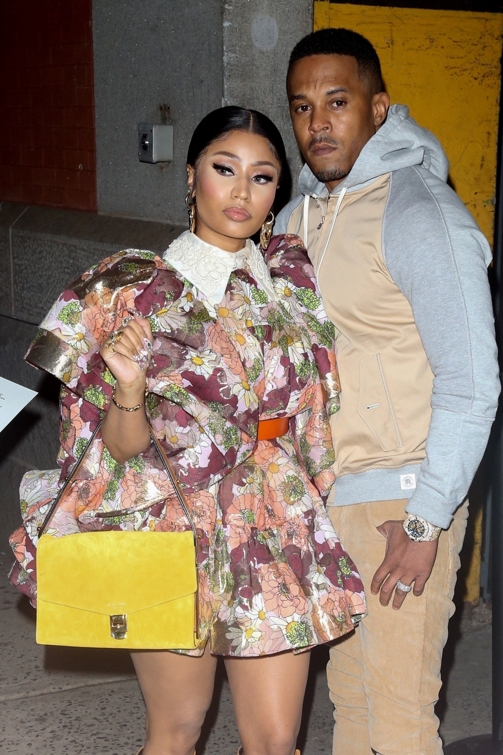 Queen Of Wigs Nicki Minaj confirms she has welcomed a baby boy