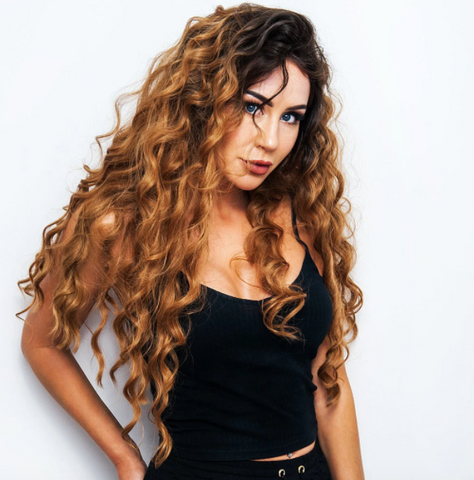 Lioness Synthetic Lace Front Wig (Castaway Beauty)