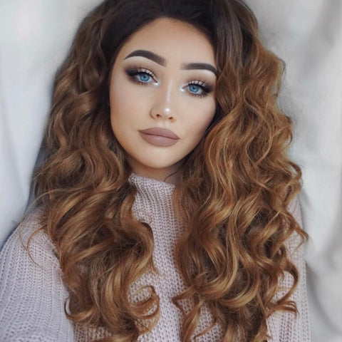 CC Clarke Lioness Synthetic Lace Front Wig