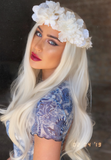 Khaleesi Blonde Luxury Lace Front Wig