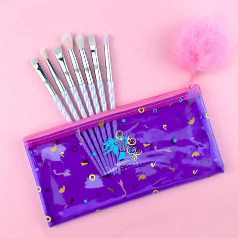 unicorn cosmetics eye brushes