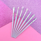 unicorn eye makeup brushes uk