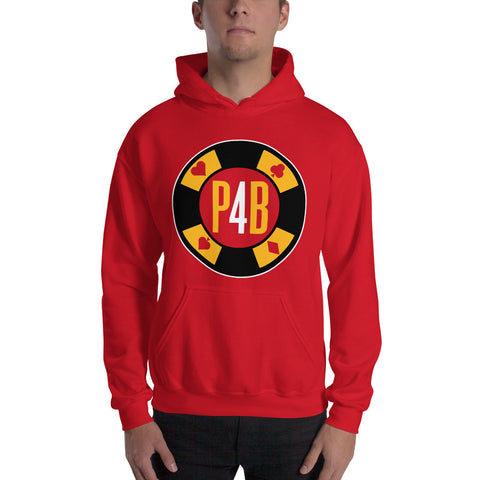 Poker For Breakfast Football Colorways Hoodie