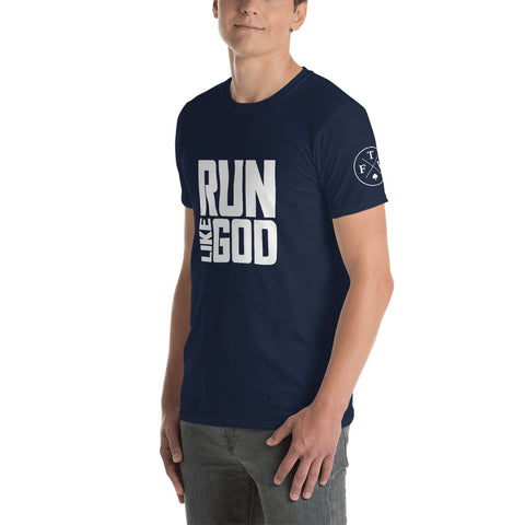 Run Like God T-Shirt
