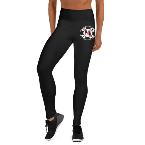 Poker For Breakfast GotEm Yoga Leggings