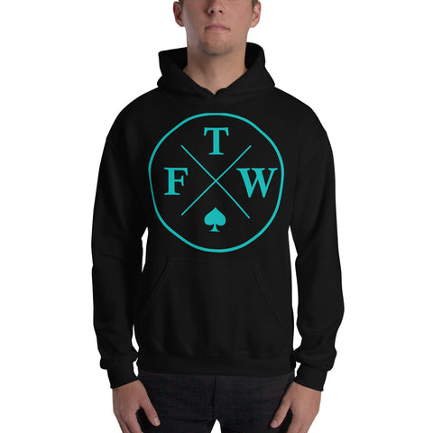 FTW Turquoise Hoodie