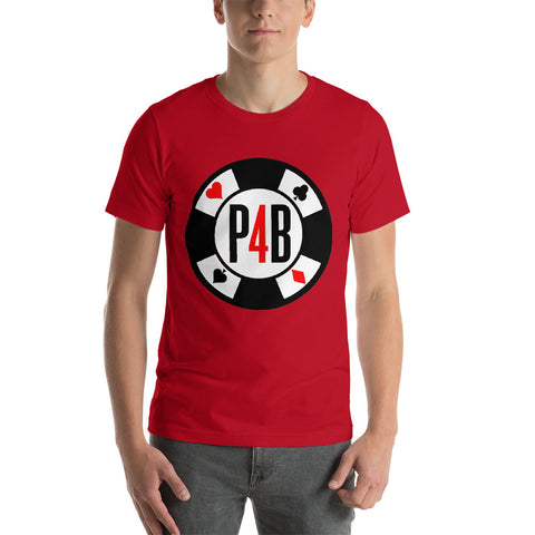 Poker For Breakfast P4B Chip T-Shirt