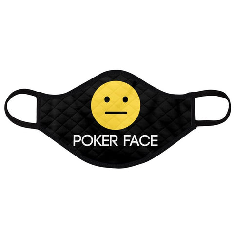 Poker Face Mask