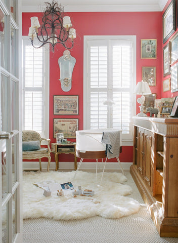 Vogue | Photographer Corbin Gurkin's Nursery