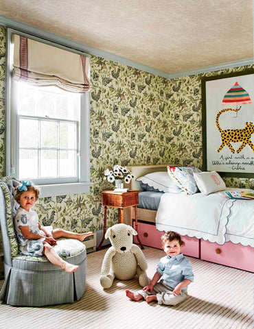 Tilton Fenwick Nursery Room