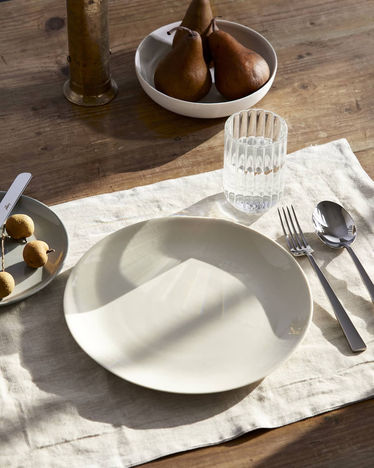Natural Linen Placemat - set of 4