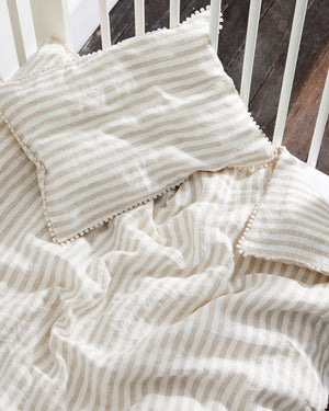 Striped Children's Bedding Set