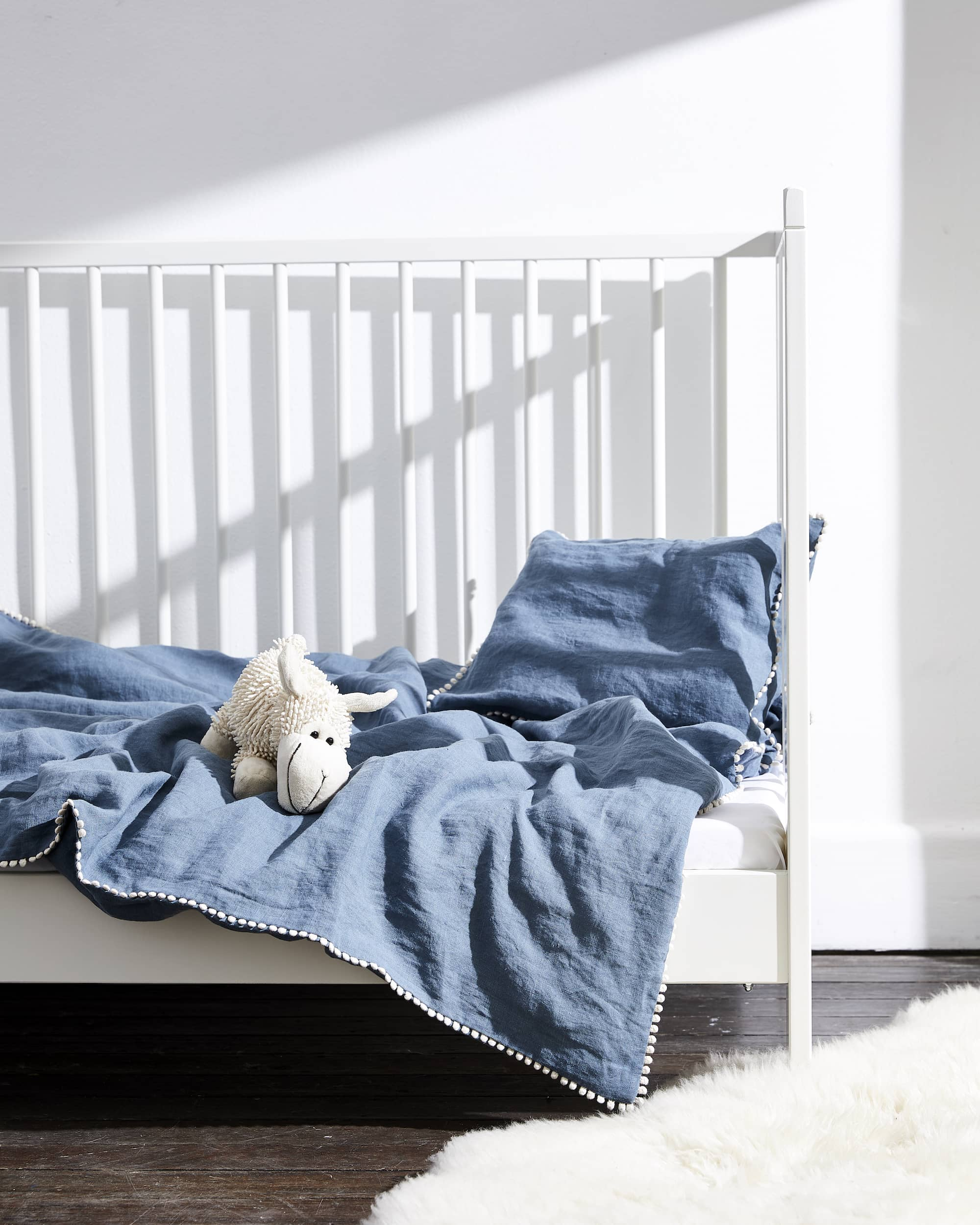 Blue Children's Bedding Set
