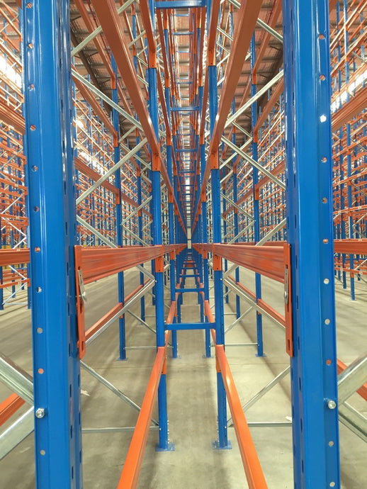 SYDNEY'S NUMBER 1 CHOICE IN INDUSTRIAL SHELVING AND RACKING