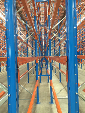 Pallet Racking Frame Industrial for sale