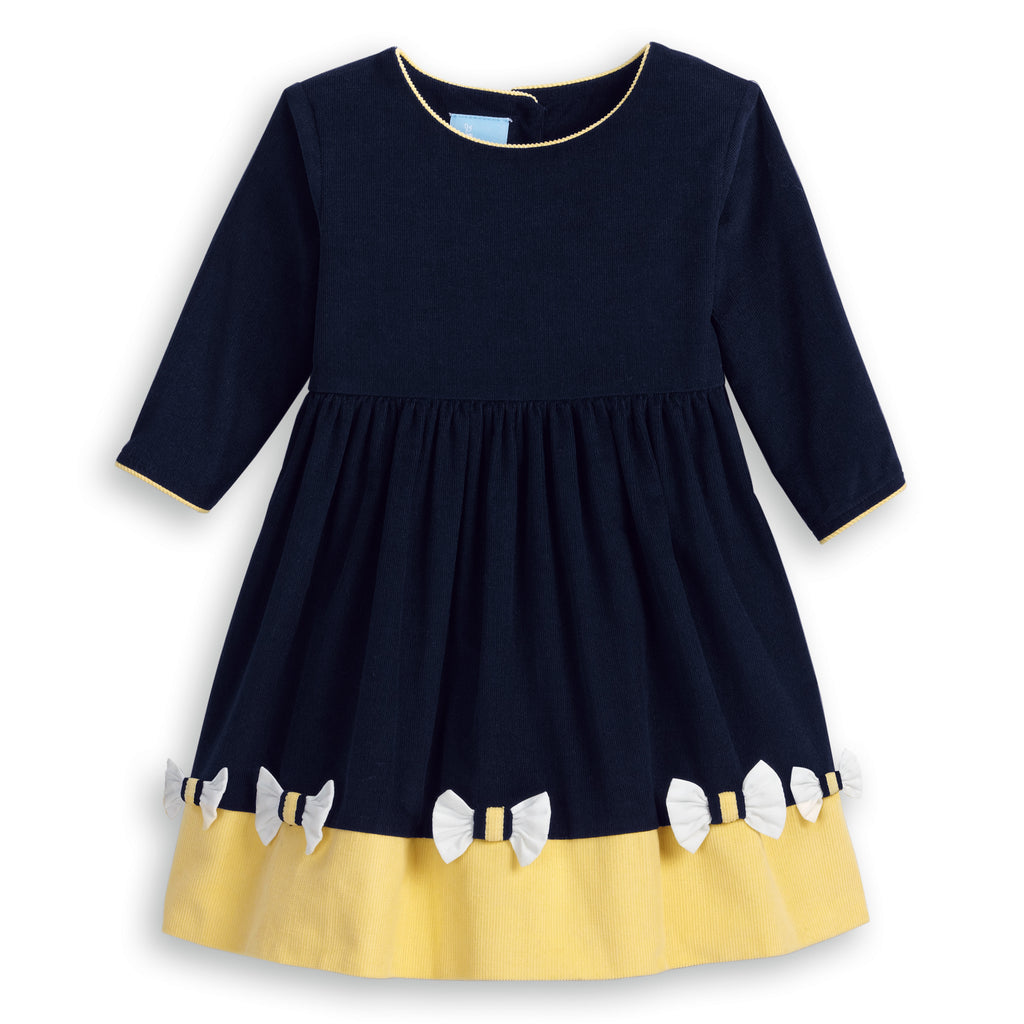 Corduroy Etta Dress (4473407275088)